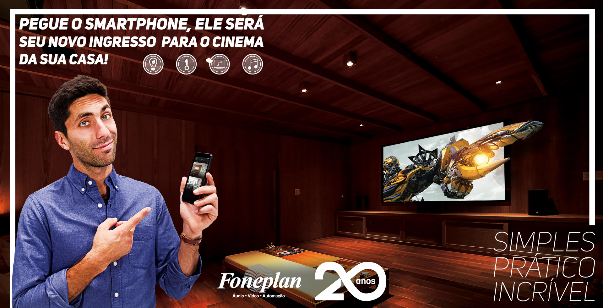 Foneplan - Automação Áudio e Vídeo