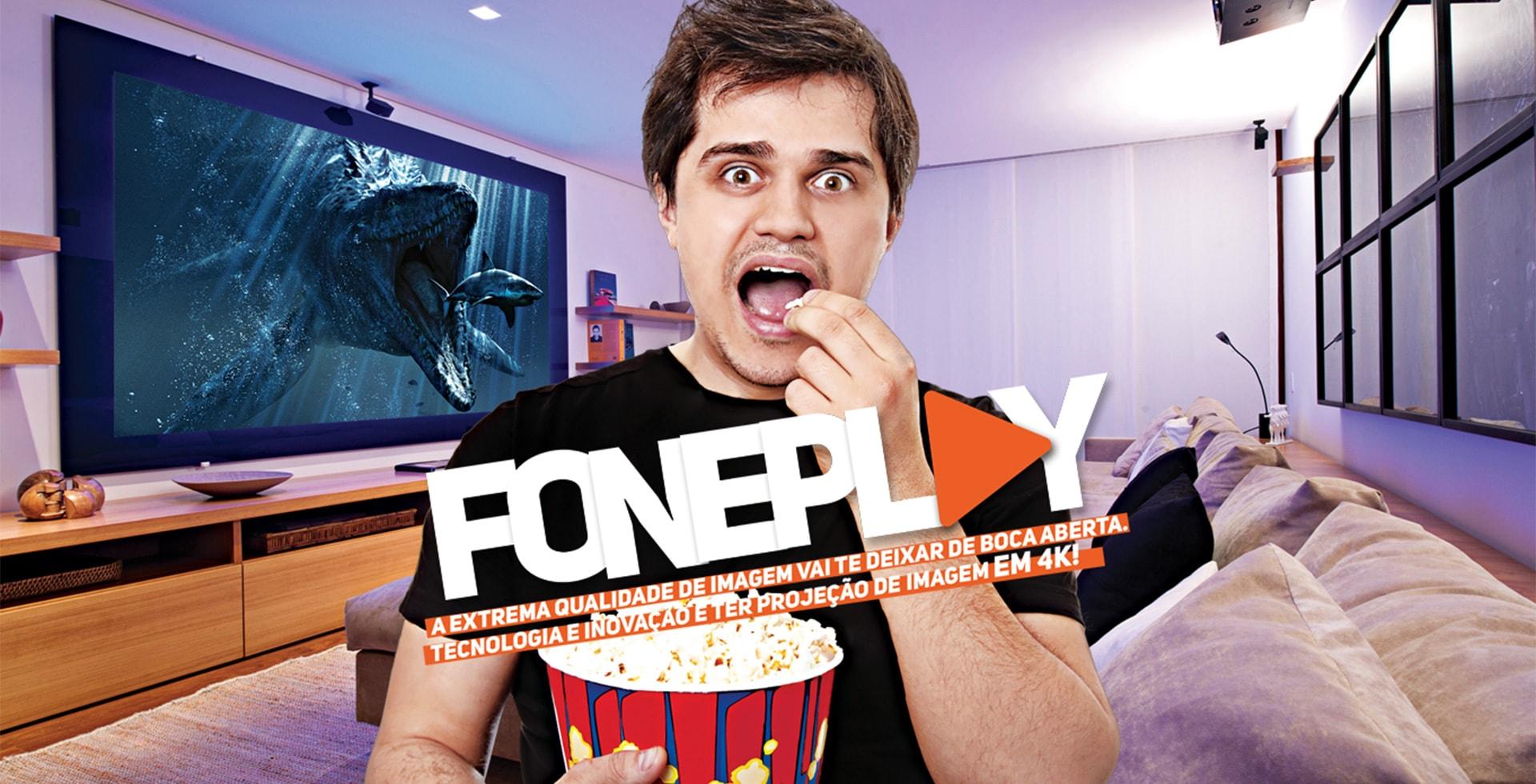 Foneplan - Foneplay vai te deixar de boca aberta com a extrema qualidade de imagem!