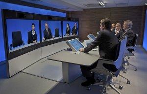 Automação Corporativa em Salas de Conferências